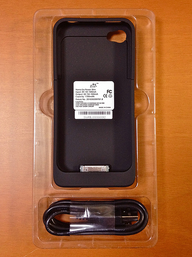 Eix Power Skin for iPhone4(5)