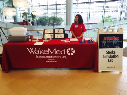 WakeMed Stroke Table