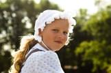 portret meisje in klederdracht