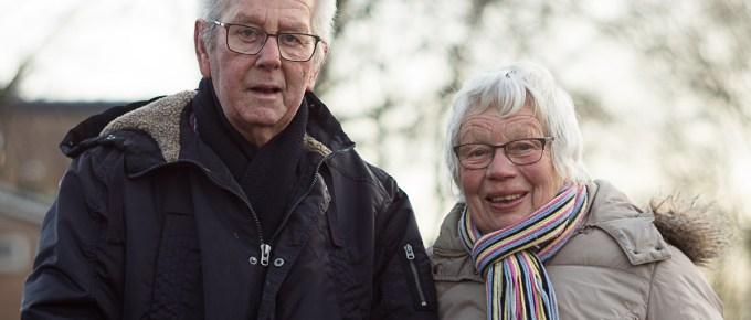 Jitze en Wietske in het portret van Drachten door fotograaf Jeffrey Wakanno