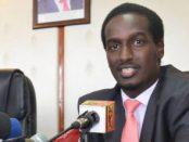 NGO Coordination Board CEO Fazul Mohamed Yusuf