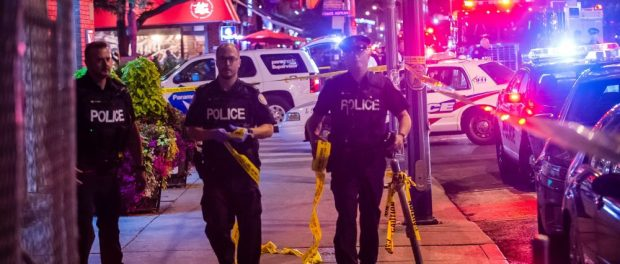 Toronto Greektown shooting