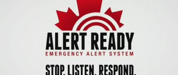 mobile phones alert ready