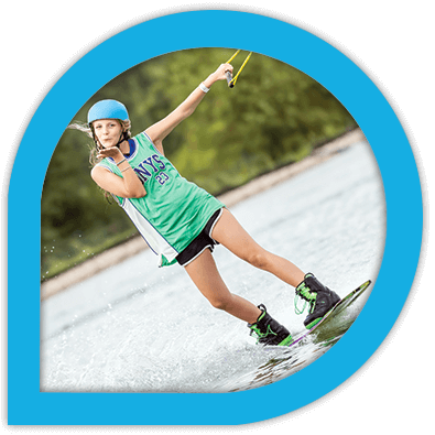 wakeboard et ski nautique près de Nantes