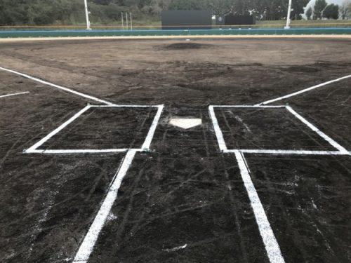 少年野球の練習試合の主審を3試合連続でするのはきついです!