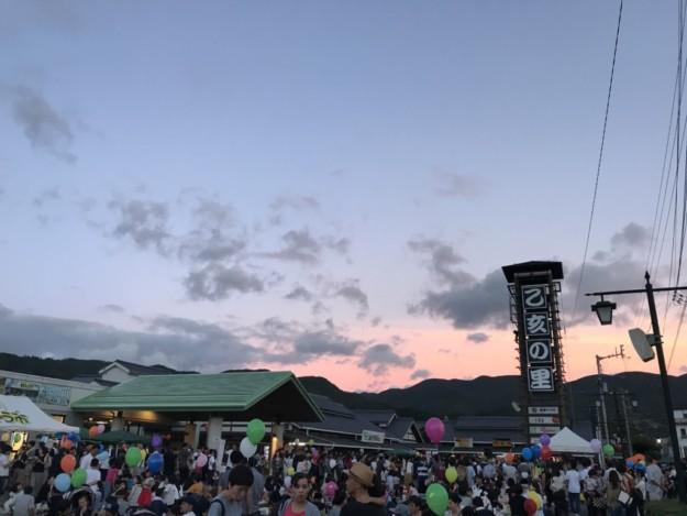 西予市野村町の復興イベント「COZY NOMURA」に行ってきました!