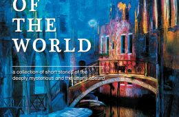 Anywhere out of the World Alan Bilton Book Cover