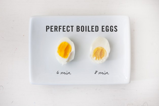 How to boil eggs?