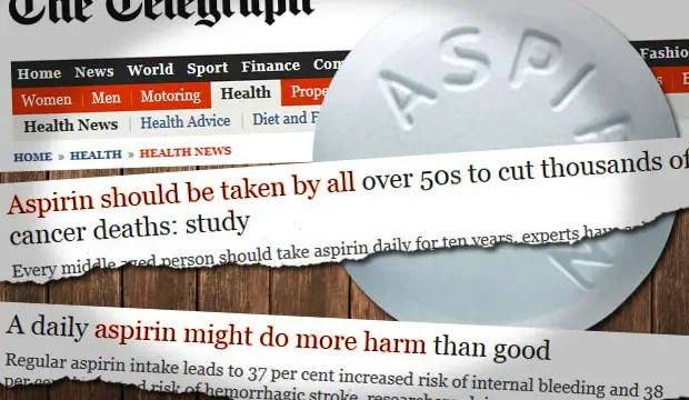 The Insanity of Mainstream Media's Medical Advice