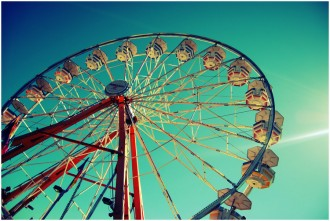 Is Your Highly Conscious Life Going Nowhere - Ferris Wheel - Cycle
