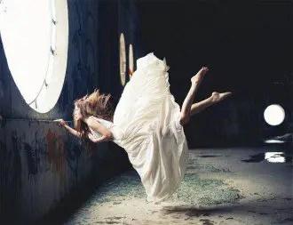 Zero Gravity - Don't be Afraid to Let Go!