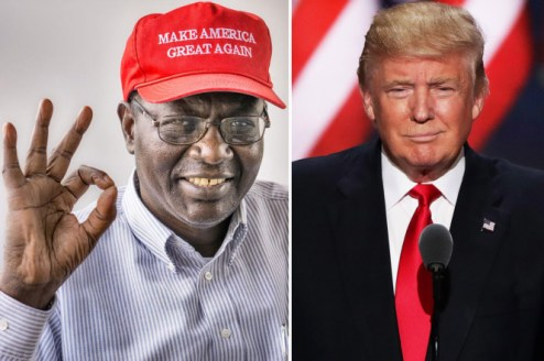 obama brother for trump