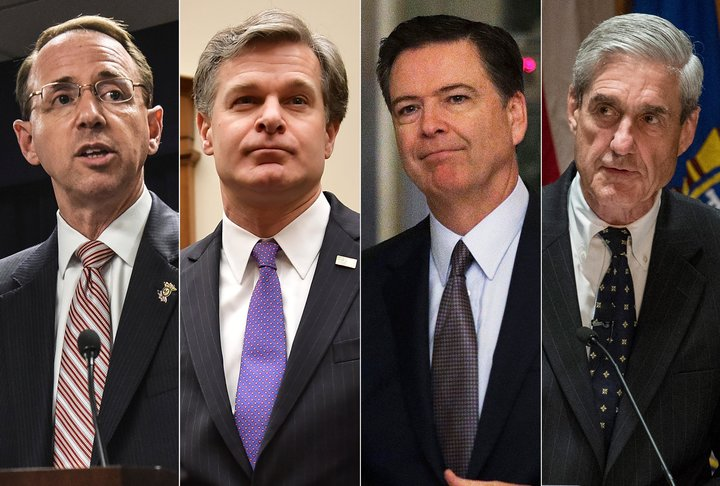 SUSPICIOUS TIMING BY FBI IN RELEASING 'NOTHING' RUSSIAN INDICTMENTS As Trumpers Turn Tables On REAL Colluders