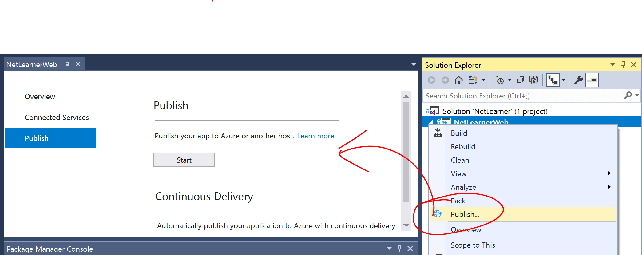 Deploying ASP  NET Core to Azure App Service | Wake Up And Code!