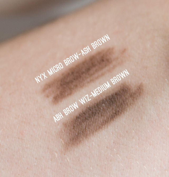 Micro Brow Pencil by NYX Professional Makeup #6