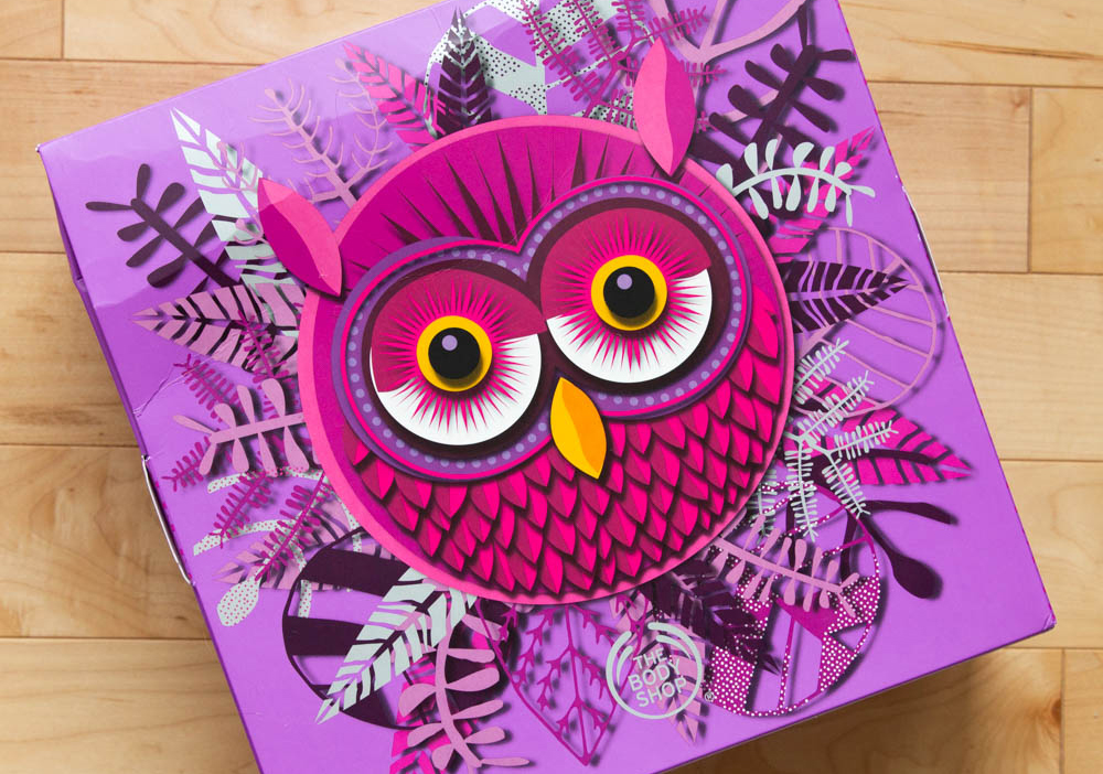 The Body Shop Enchanted Advent Calendar