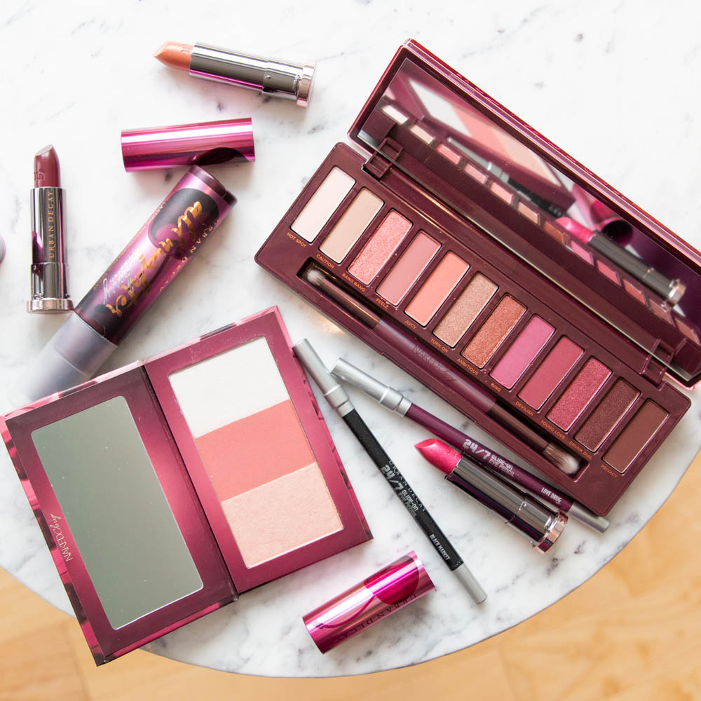 Urban Decay Naked Cherry Collection Release Date
