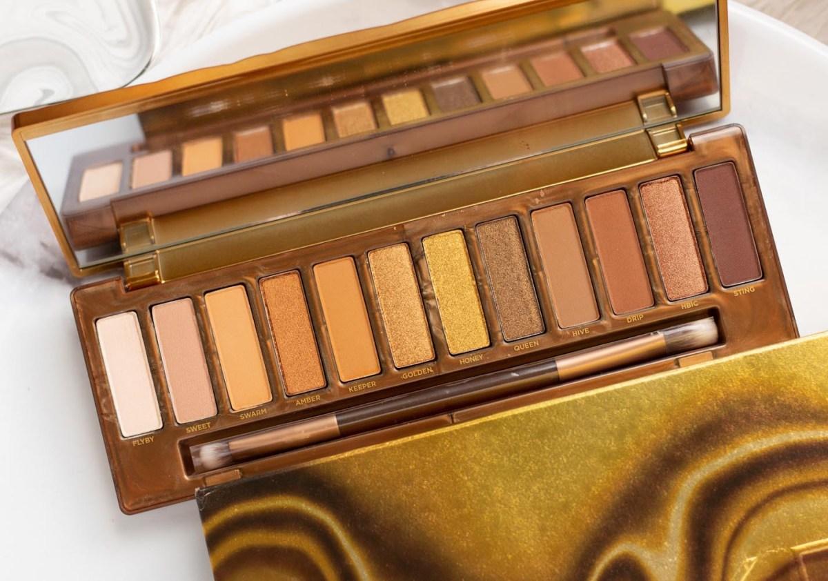 Recensione Palette Urban Decay Naked Honey Eyeshadow