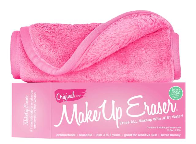 the makeup eraser cloth