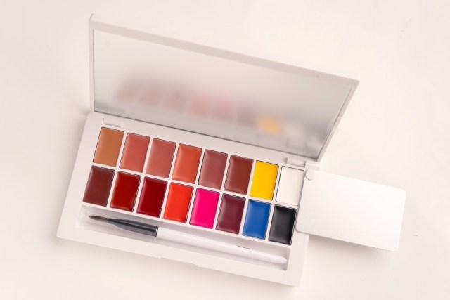 makeup by mario lip palette
