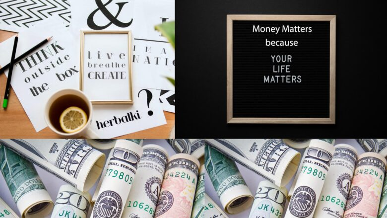 Money matters because it drives life smoothly