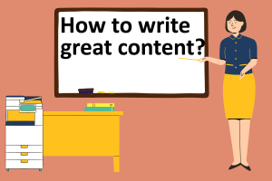 Read more about the article How to Write Great Content to Increase Sales and Generate Leads