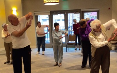 Qigong ~ Power Moves for Any Age