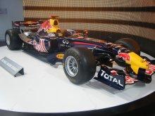 Vettel's winning RB6