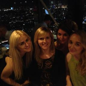 Duck and Waffle group photo