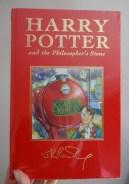 Harry Potter Philosopher's Stone red