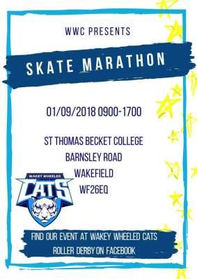 skate marathon Facebook event