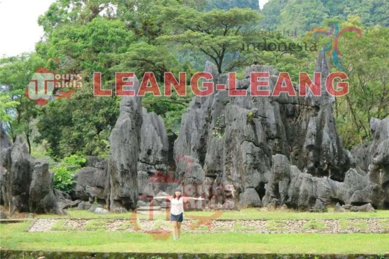 wisata leang-leang