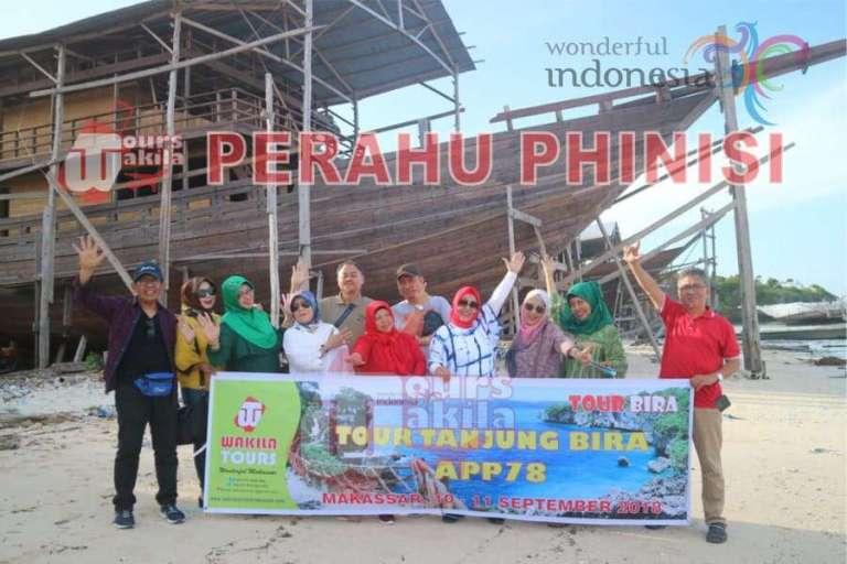wisata kapal phinisi