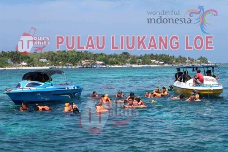 wisata pulau liukan loe