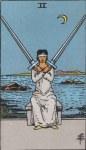 II of Swords