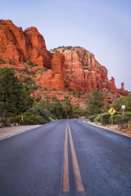 American Southwest road trip destinations