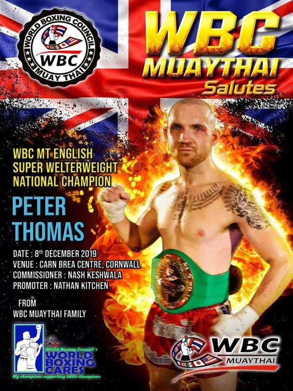 WAKT Thai Boxing WBC Champion