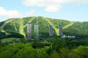 星野リゾート「トマム・ザ・タワー」