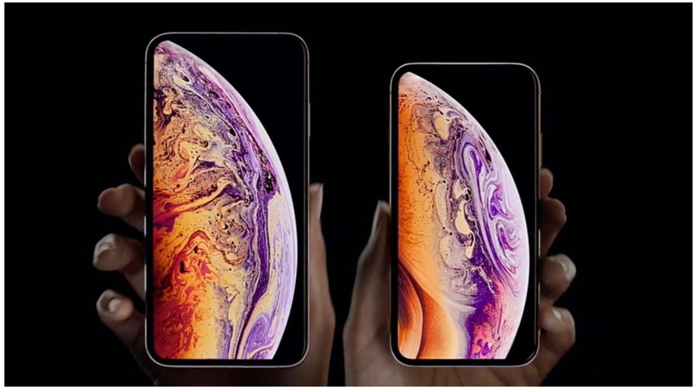 アップルスペシャルイベント2018、iPhoneXsMaxが欲しくなった!!