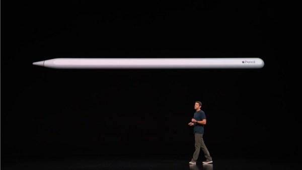 第二世代Apple Pencilが登場!