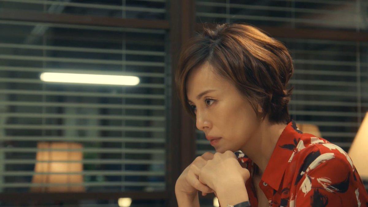 米倉涼子の髪型