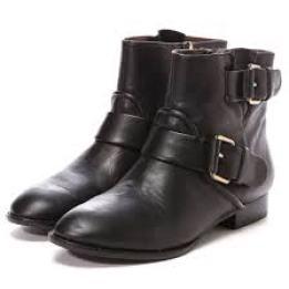 秋冬ブーツ