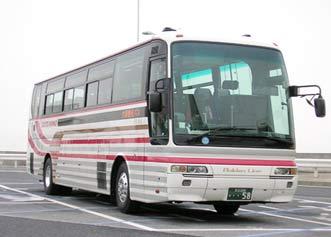 東京発のバスツアー