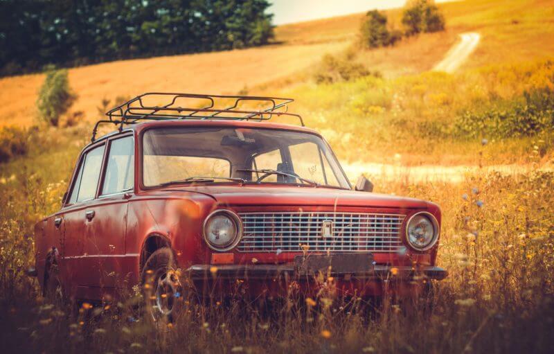 車がないと生活できない 不便 田舎