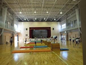 吉川市立美南小学校・体育館