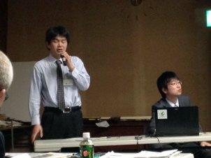 地域連携拠点施設等整備の経緯について 倉石さん