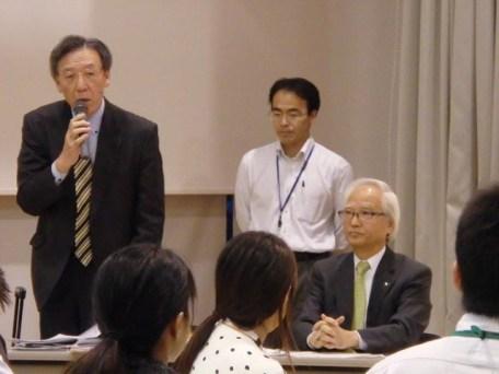 坂本光司 自治基本条例推進会議・会長より講評