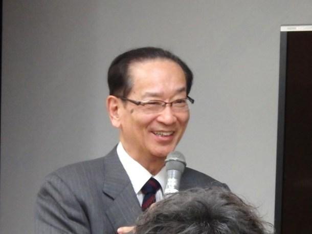 講評:北川先生 熱量に期待します