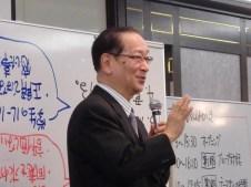 北川先生の講評