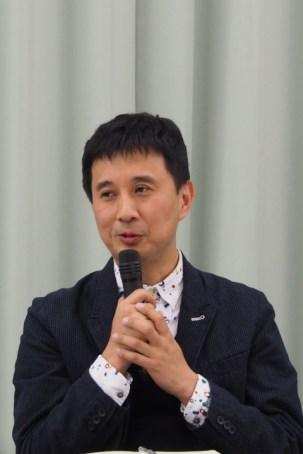 佐藤慎也先生